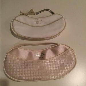 Dior Make up Bags